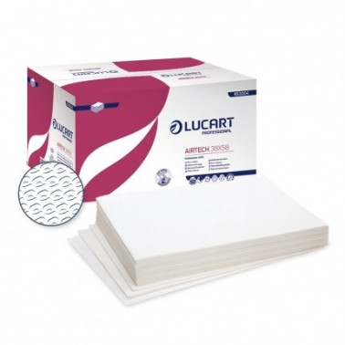 Lucart Airtech Multi-Purpose Flat Clothes 38x58cm - Pesumati