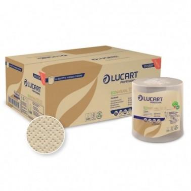 Lucart EcoNatural 155 ID paper towel roll - Pesumati