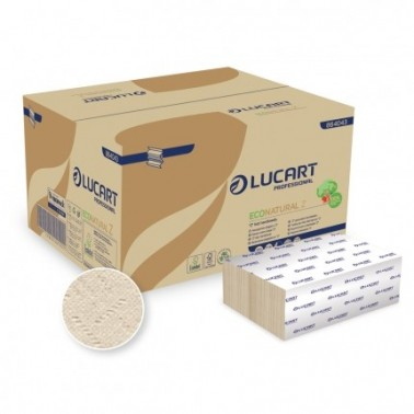 Lucart EcoNatural Z lehträtik - Pesumati