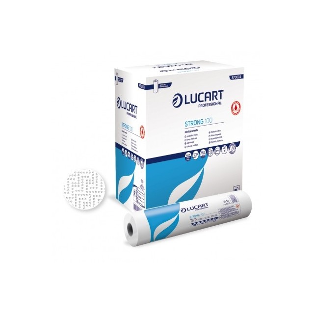 Lucart Strong 100 Joint meditsiiniline aluspaber - Pesumati