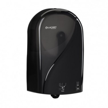Lucart Identity Autocut dosaator tualettpaberile, must - Pesumati